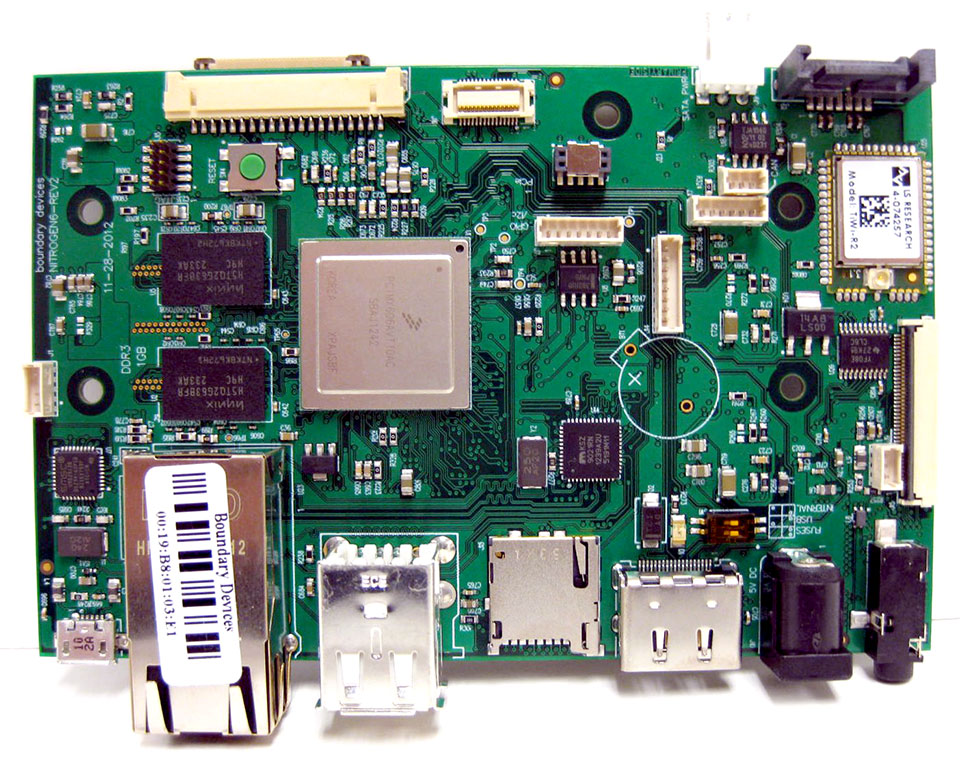 SABRE Lite i.MX6 Development Board