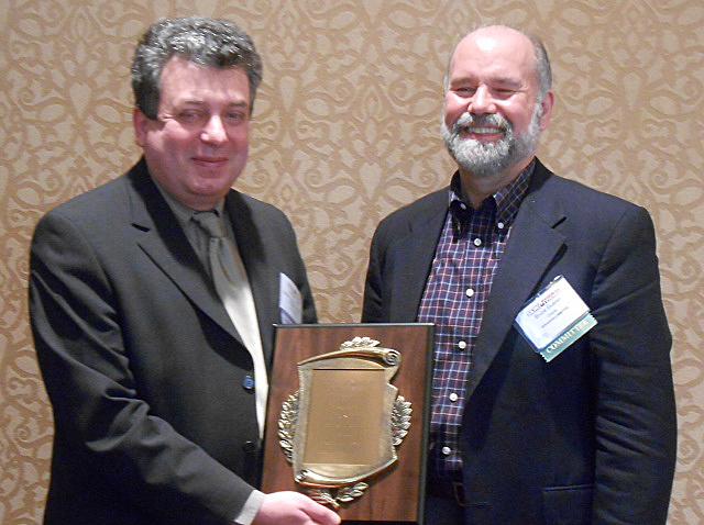 Rosten Award 2012
