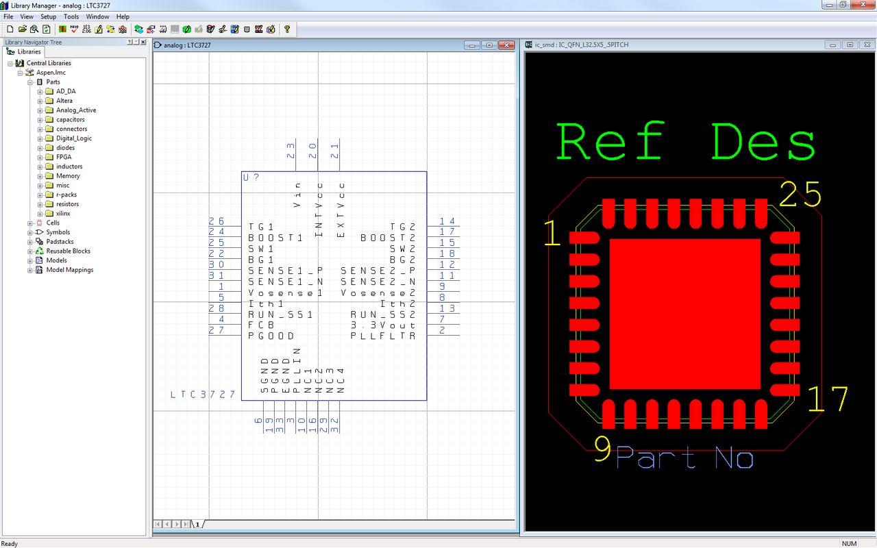 ナビゲーションツリー形式で部品の関係を視覚化