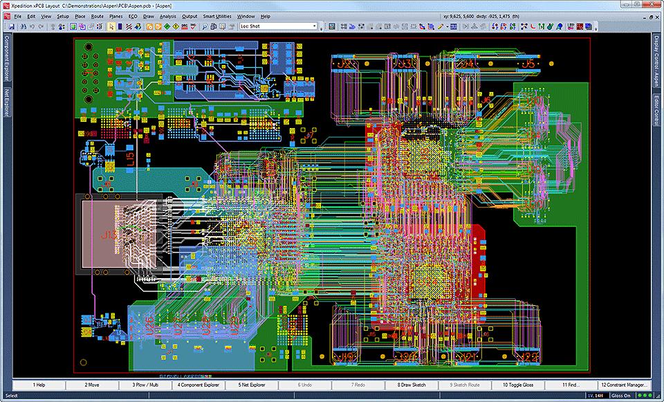 Multi Board Pcb Systems Design Mentor Graphics